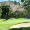 A view of the 16th hole from Pine Glen at Sycuan Resort