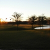 A sunset view from Tampa Bay Golf & Country Club