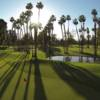 A view of the 5th hole at The Sinatra Resort & Country Club