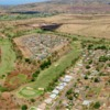 Aerial view from Ewa Villages Golf Course (City & County of Honolulu)