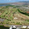 Aerial view from Ted Makalena Golf Course (City & County of Honolulu)