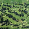 Aerial view of Pukekohe Golf Club