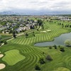 Indian Peaks GC: Aerial view