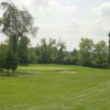 A view from a fairway at Pine Hills Golf Course