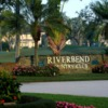 A view from Riverbend Golf Club