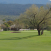 A view of a fairway at Rio Verde Country Club