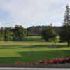 A view of tee #10 at Contra Costa Country Club
