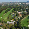 Aerial view from Burlingame Country Club (HillsboroughBlog)