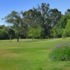 A view of a fairway at Vineyard Knolls Golf Club