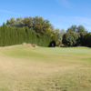 A view from a fairway at Lambert Acres Golf Club