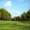 A view from a tee at Laghi Golf Club