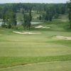 A view from the 15th tee at Poplar Grove Golf Club