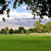A view of a fairway at Desert Greens Golf Course