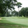 A view of the 3rd fairway at Quail Creek Golf Course