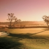 A sunny day view from  Rivers Edge Golf Course