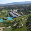 Aerial view from Coccaro Golf Club