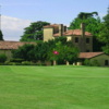 A view of the 9th hole at Championship Course from Ca della Nave Golf Club