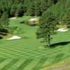 A view from Canyon at Forest Highlands Golf Club