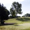 A view of a tee at Fall Creek Golf Club (242.nlcfonline)