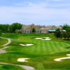 A view from a tee at Eagle Ridge Golf Club