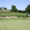 A view of a hole at Canyon Farms Golf Club