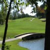 A view over a bridge at Cleghorn Plantation Golf & Country Club