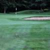 A view of a green at Thunderbird Golf Club