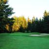 A view from a fairway at Thunderbird Golf Club
