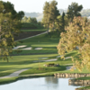 A view of the 4th hole at Mission Viejo Country Club