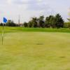 A view of a hole at Blue from East Potomac Golf Course