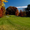 A view of the 1st fairway at Washington Golf & Country Club
