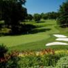 A view of the 17th hole at Washington Golf & Country Club