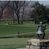 A spring view from Woodmont Country Club