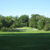 A view of the 2nd fairway at Glenn Dale Country Club