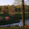 A spring view from Springfield Golf & Country Club