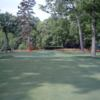 A view of a hole at Crofton Country Club