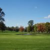 A view of a green at Rolling Hills Golf Course