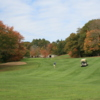 A view from the 3rd fairway at Norwich Golf Club