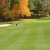 A view of the 16th green at Norwich Golf Club