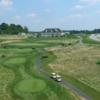 A view of a tee at Wyncote Golf Club