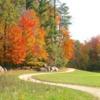 A view of fairway #11 at Glacier Wood Golf Club
