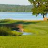 A view from a fairway at Sugarbrooke Golf Course at Sugar Lake Lodge