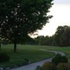 A view of a fairway at Sand Point Golf Course