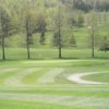 A view from fairway #1 at Elk Valley Golf Course