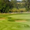 A view of green #13 at Shepherds Crook Golf Course