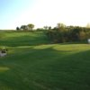 A view of a tee at Legacy Golf Club
