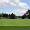 A view of a green at Terrace Hills Golf Course