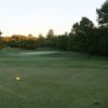 A view from a yellow tee at Jester Park from Jester Park Golf Club