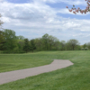 A spring view of a fairway at Hillcrest Golf & Country Club