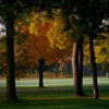 A fall view from Riverside Golf Club